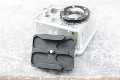 Mini Rail Mount for GoPro Hero