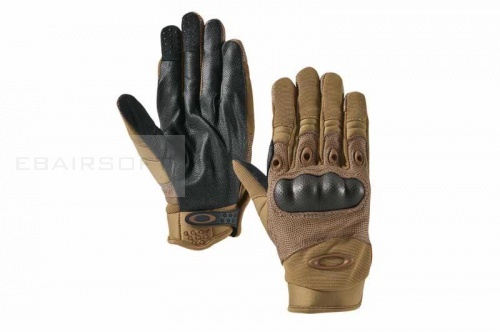 Oakley FACTORY PILOT® GLOVE w/ Leather Palm Coyote