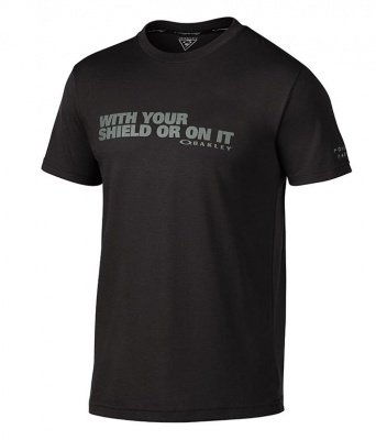Oakley With Your Shield t-shirt BK