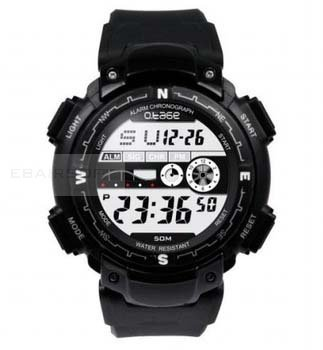 Orologio SO Military 2 Black