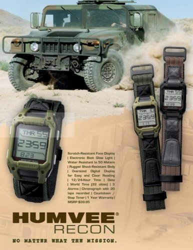 Orologio digitale Recon Humvee