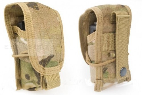 Pantac Molle Innovations Tornado / Flash Light holder Cordura ,Multicam