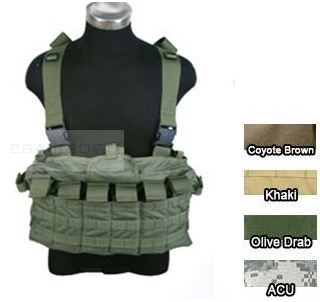 Pantac chest molle TOMCAT