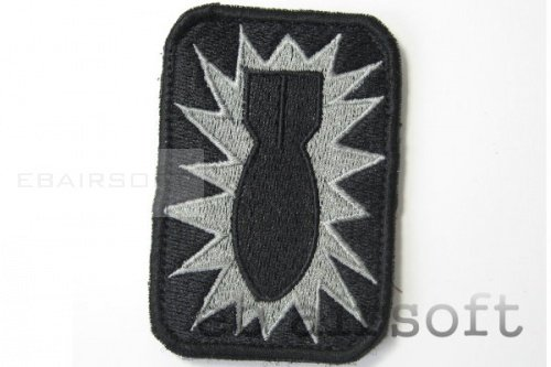 Patch Bomb squad  ACU