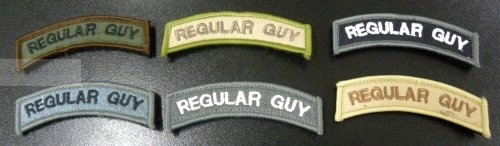 Patch regular guy