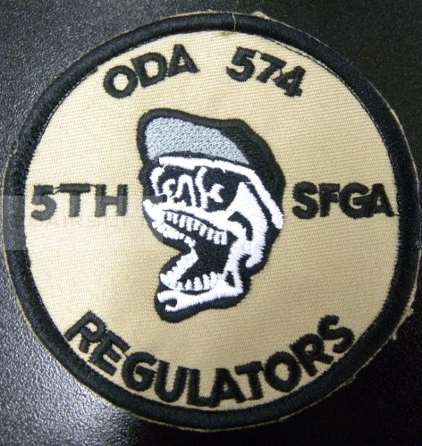 Patch regulators oda 574
