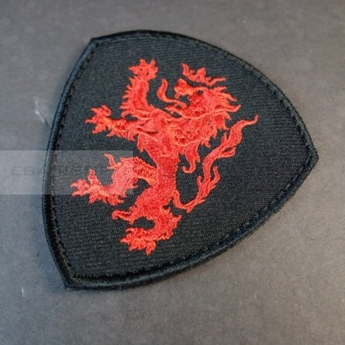 Red Lion (Griffin) Patch