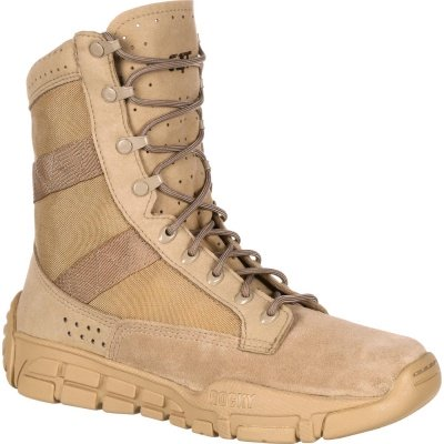 Rocky C4T Trainer Military Boots Desert