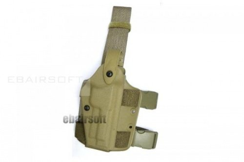 SLS Tactical Holster 6004 fit Beretta 92F (Tan)