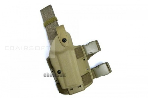 SLS Tactical Holster 6004 fit P226 (Tan)