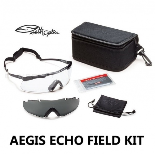 Smith Optics AEGIS ECHO BLACK