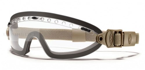 Smith Optics Boogie Sport Clear/tan