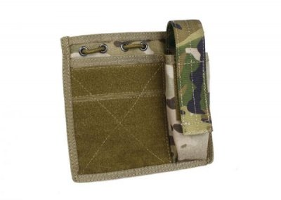 TMC Admin & Light Pouch ( Multicam )