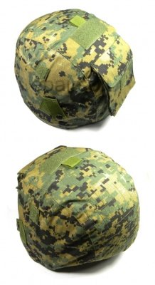 TMC CP style MICH Helmet Cover ( Marpat )