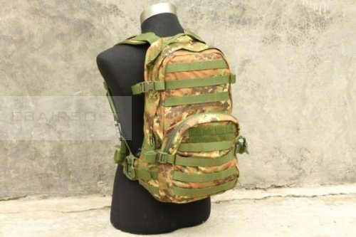 TMC Compact Hydration Backpack Vegetato