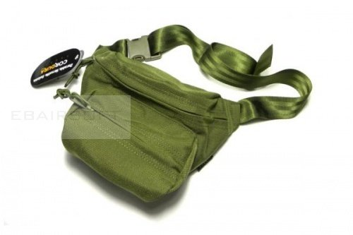 TMC Cordura low pitched waist pack (OD)