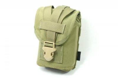 TMC MLCS Canteen Pouch W Protective Insert ( Khaki )