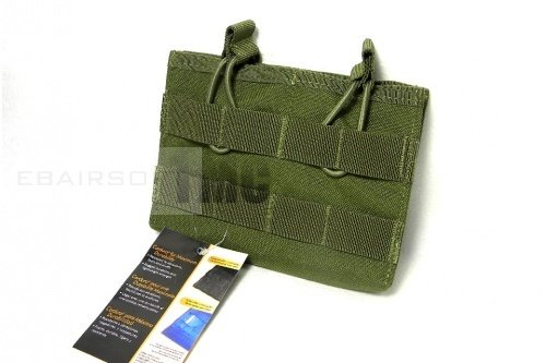 TMC MOLLE Double Wedge mag pouch ( Od )