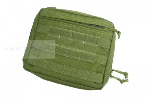 TMC MOLLE Flat Square Utility Pouch ( Od )