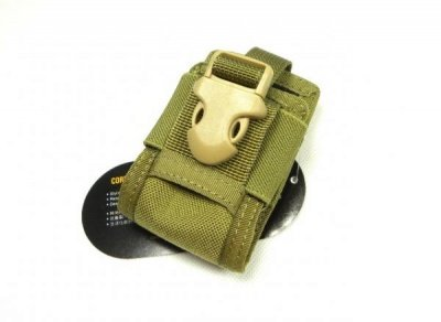TMC MOLLE Pouch for Mobile Phone ( Khaki )