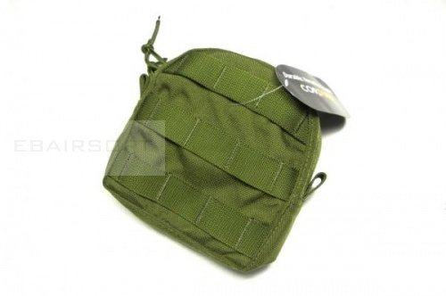 TMC MOLLE Small Utility Pouch ( OD )