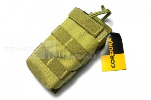 TMC MOLLE Universal Hard Big Pouch ( Tan )