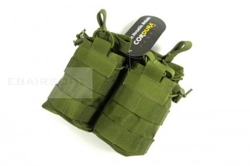 TMC Open Top Magazine Pouch Double ( OD )