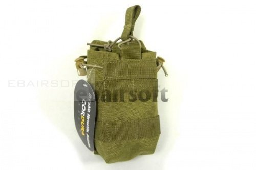 TMC Single Open Top Magazine Pouch ( khaki )