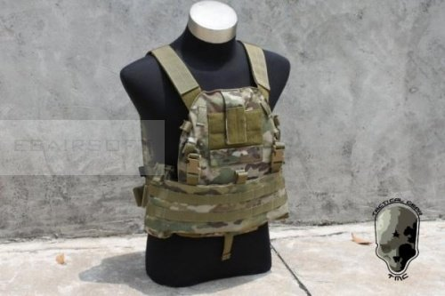 TMC Slick assault panel Multicam