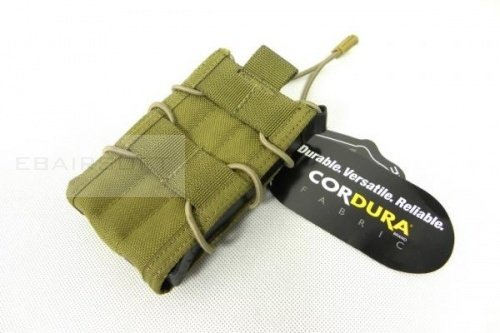 TMC TCO Modular Single Rifle Magazine Pouch ( Khaki )