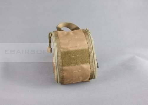 TMC Trauma kit pouch CB