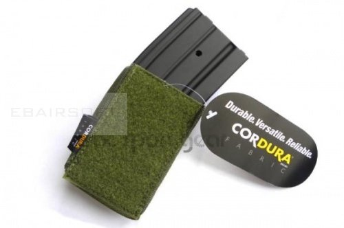 TMC Velcro Surface 5.56 mag Pouch ( OD )