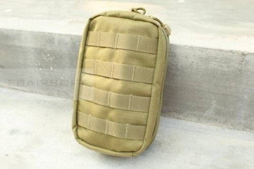 TMC Vertical Large GP Pouch ( Khaki )