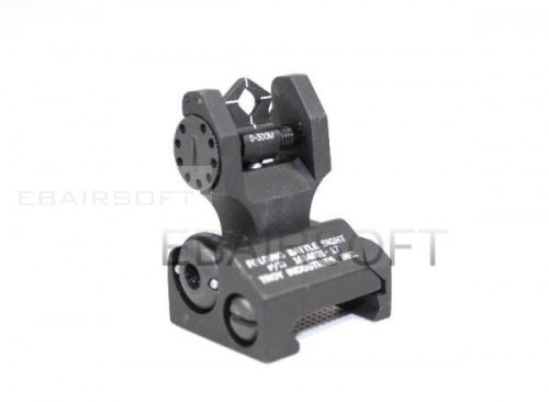 TROY BattleSight Rear Di-Optic
