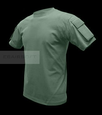 Tactical Pocket T-Shirt MKI Olive