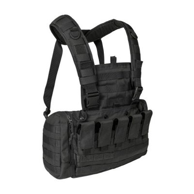 Tasmanian Tiger Chest Rig M4 MkII OD copia