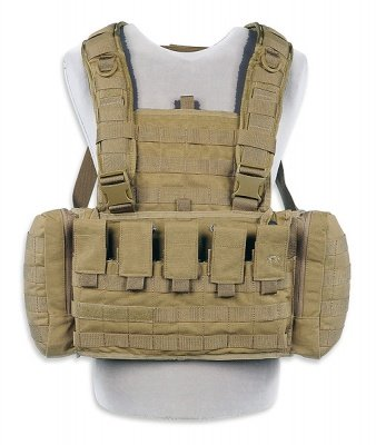 Tasmanian Tiger Chest Rig M4 MkII Khaki