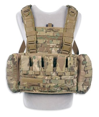 Tasmanian Tiger Chest Rig M4 MkII Multicam