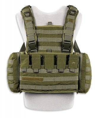 Tasmanian Tiger Chest Rig M4 MkII OD