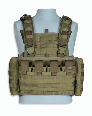 Tasmanian Tiger Chest Rig Mk II KHAKI