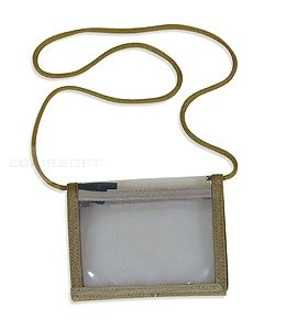 Tasmanian Tiger ID Holder Khaki