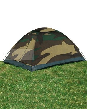 Tenda Igloo woodland 2 posti