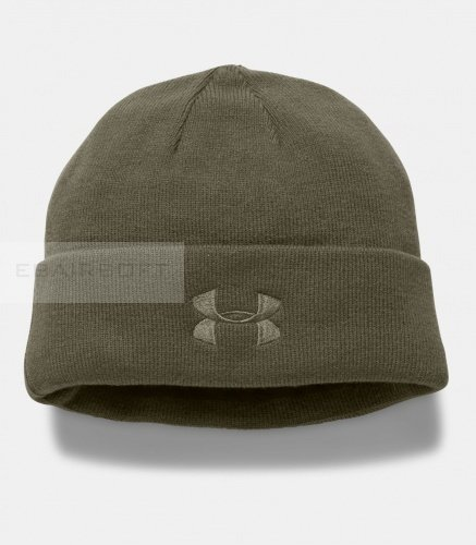 Under Armor Stealth Beanie Olive