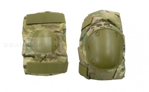 Usmc style heavy duty knee and elbow pad mcam