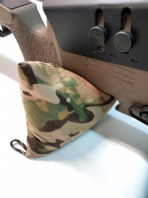 VHTact Sniper rest pillow