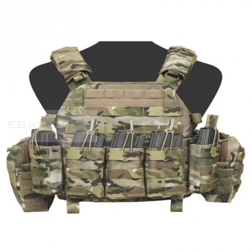 Warrior DCS DA 5.56 Config Multicam