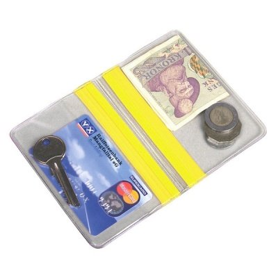 Waterproof Wallet PVC