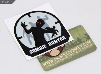 ZombieHunter Decal